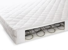 mamas & papas sprung cot bed mattress