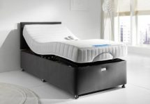 francesca memory adjustable pod bed