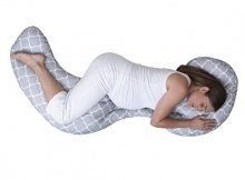 boppy pregnancy pillow review