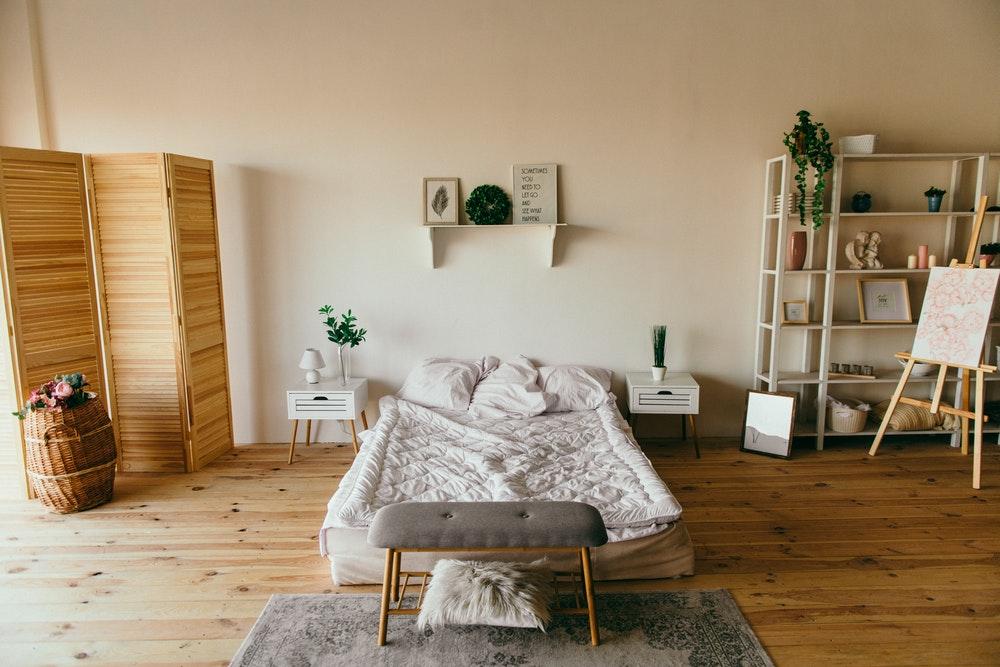 Plants In Bedroom Feng Shui - We Sleep Well