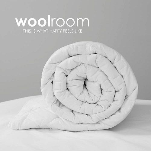 Woolroom Natural British Wool Duvet