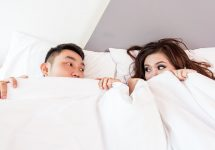 how to sleep through snoring